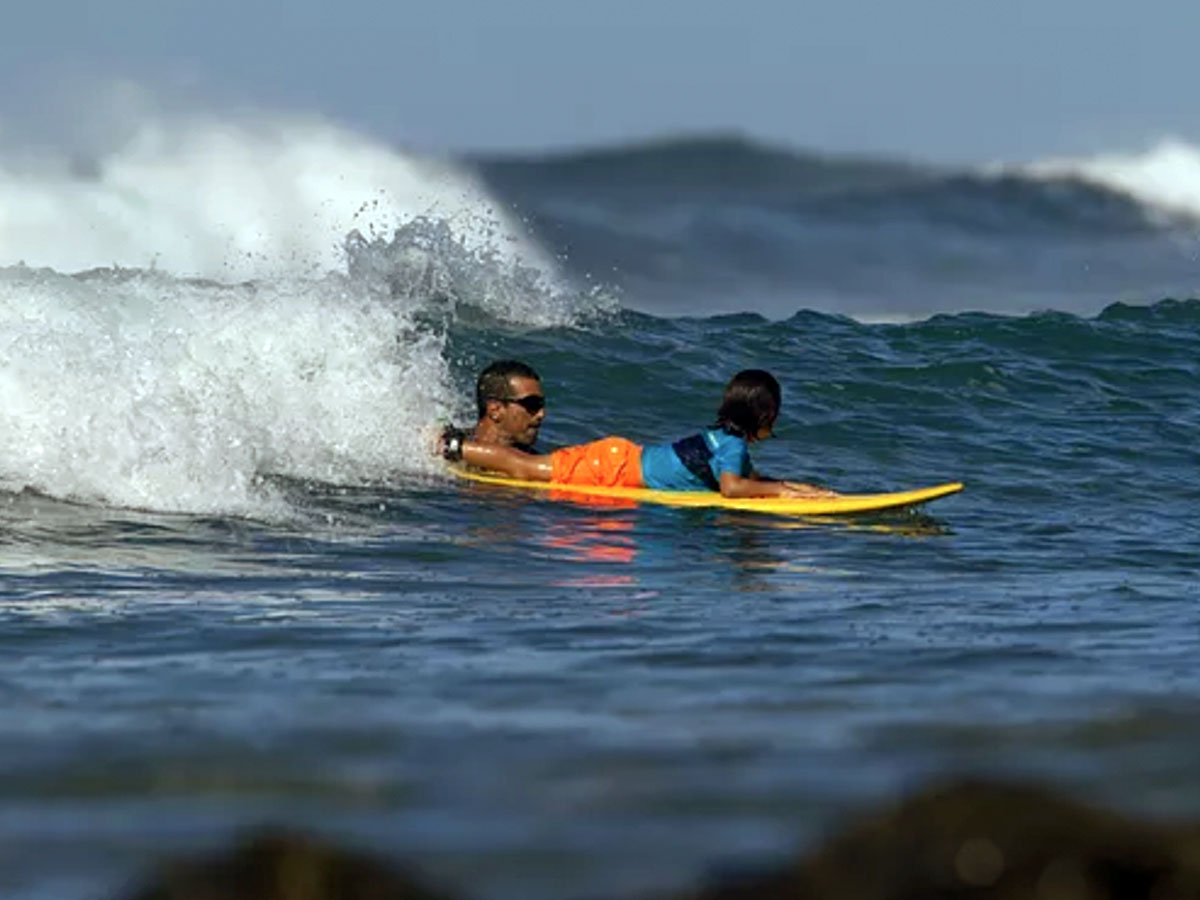 SURF LESSON/COACHING